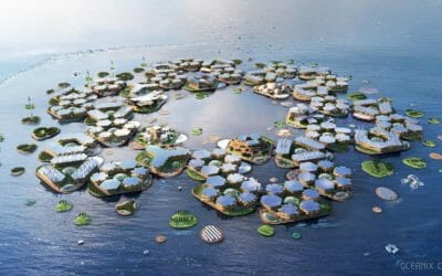 Waterworld? Floating Cities Turn Hollywood Sci-fi Into Reality As Sea Levels Rise