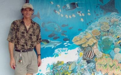 In Memoriam: Dr. Dean Jacobson, microbiologist, artist, Marshall Islands coral reef hero