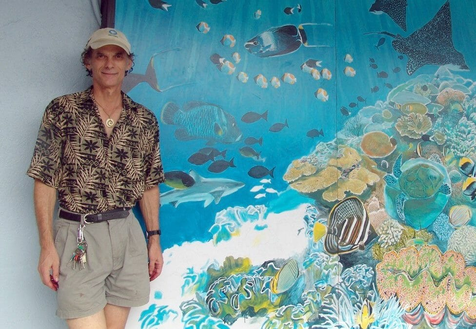 In Memoriam: Dr. Dean Jacobson, microbiologist, artist, Marshall Islands coral reef hero