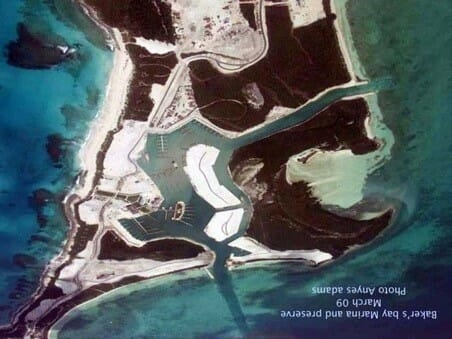 Golf courses kill coral reefs and fisheries: harmful algae blooms and disease caused by nutrient runoff from golf course development on Guana Cay, Abaco, Bahamas
